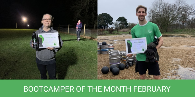 Bootcamper of the Month