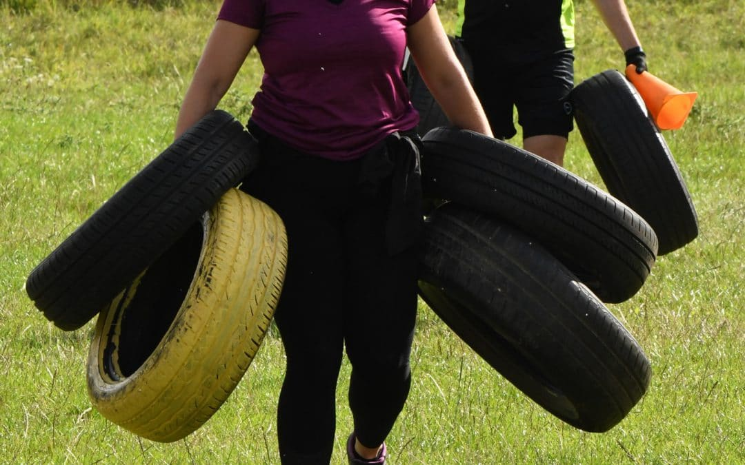 Geefit bootcamp moving back to its permanent location